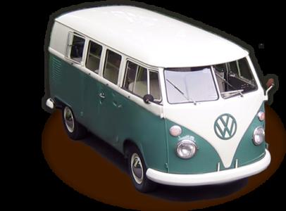 T1 1967Velvet GreenPearl White
