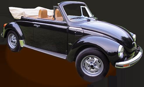 Classic Beetle Convertible
